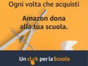 Amazon-Dona alla tua scuola